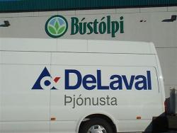 delaval-frettatilkynning